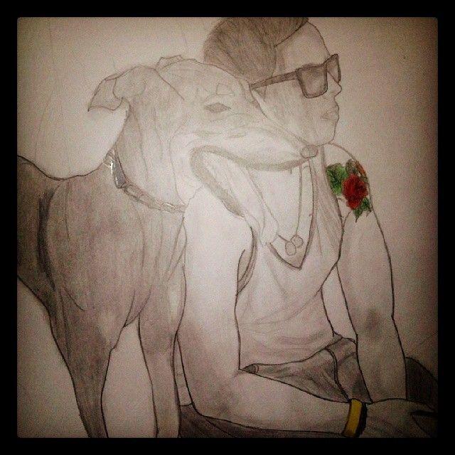 #drawing #love jorge