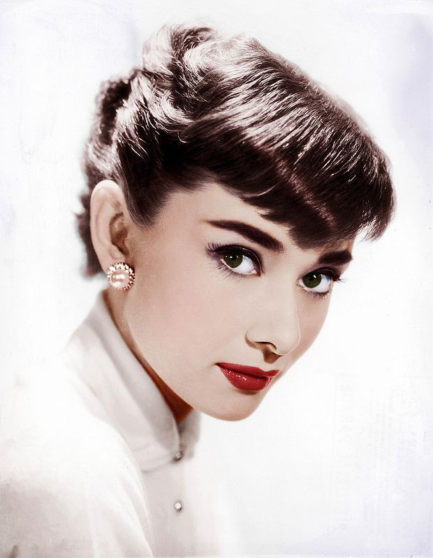 Audrey Hepburn~ She will forever be my idol. She did what she loved and she was amazing at it. I will always look up to her.