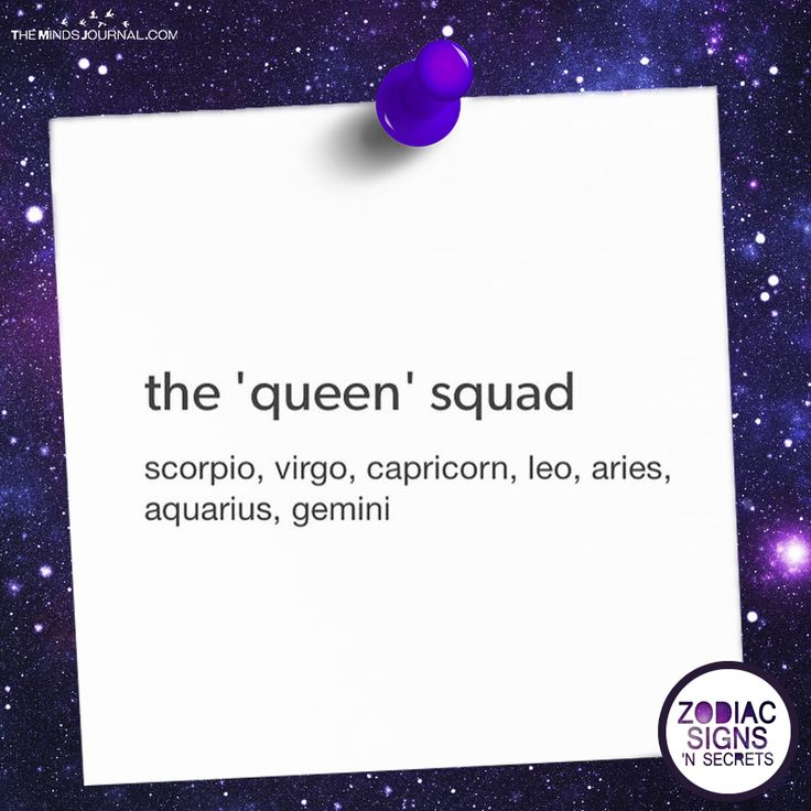 The 'Queen' Squad - https://themindsjournal.com/the-queen-squad/