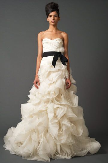 my dream dress♥ Vera Wang Wedding dress dress wedding