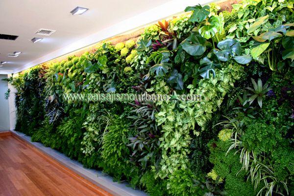 17 mejores ideas sobre jardin vertical artificial en for Jardin 08000