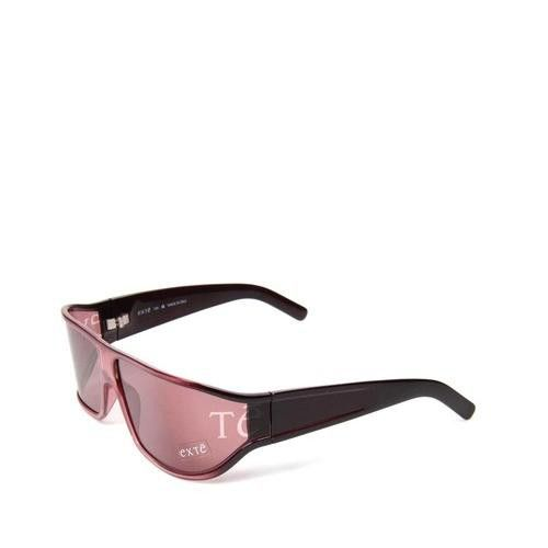 Extè ladies sunglasses EX59906 $40.31 @ http://thesuperstyle.com $40.31 Extè ladies sunglasses EX59906 Details - External Composition: Pvc - Eye Size - Bridge - Side Length: 59 - 14 - 120 - Made in Italy SPECIAL NOTE: this item is subject to a 3/6 days minimum delivery time. #sunglasses #womens #Extè #santa #thesuperstyle #design #gears #creative #trend #boutique