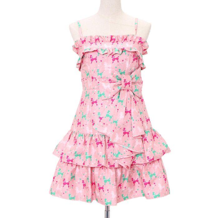http://www.wunderwelt.jp/products/detail2925.html ☆ ·.. · ° ☆ ·.. · ° ☆ ·.. · ° ☆ ·.. · ° ☆ ·.. · ° ☆ Poodle camisole dress jesus diamante ☆ ·.. · ° ☆ How to order ☆ ·.. · ° ☆  http://www.wunderwelt.jp/blog/5022 ☆ ·.. · ☆ Japanese Vintage Lolita clothing shop Wunderwelt ☆ ·.. · ☆ #egl