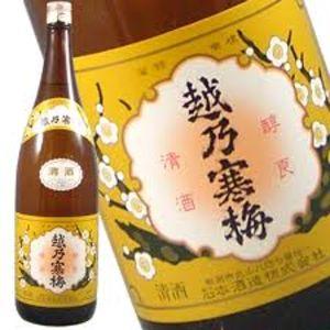 新潟を代表する日本酒「越乃寒梅」|日本酒と焼酎の酒写真日記