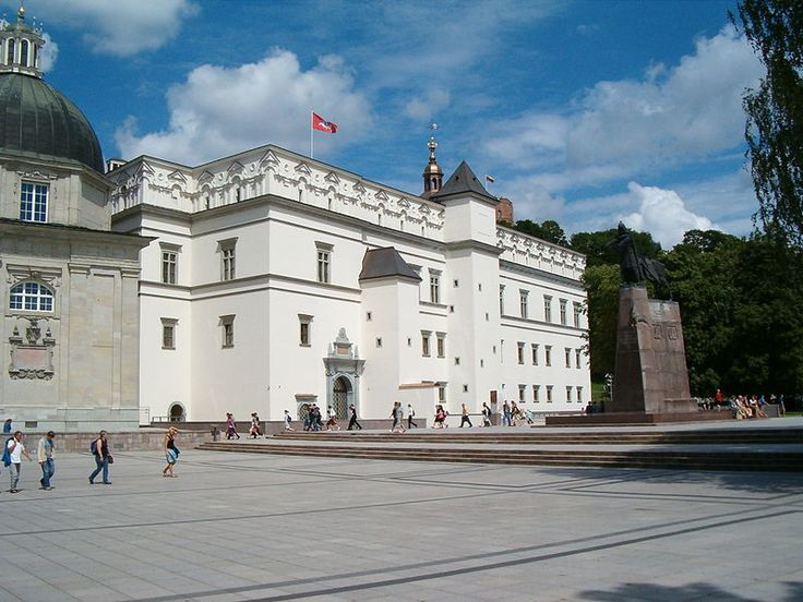 Palace of the grand dukes Lituania    #tupai #smartsolutions #projects    www.tupai.pt
