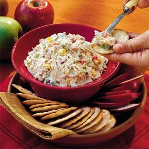 BEST Chicken Salad recipe EVER from Southern Living!!  Once you taste it, you will want to make it all the time!