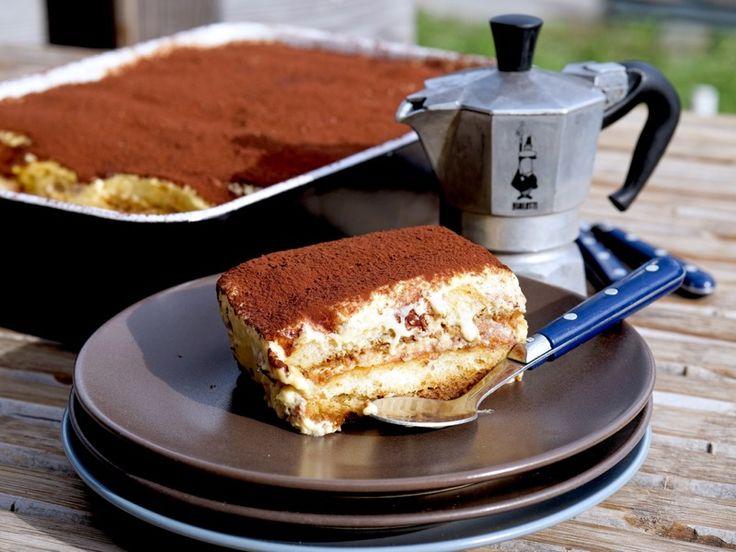 Une recette inratable de Le vrai tiramisu {plutôt léger, pas trop sucré} Thermomix sur Yummix • Le blog culinaire dédié au Thermomix !