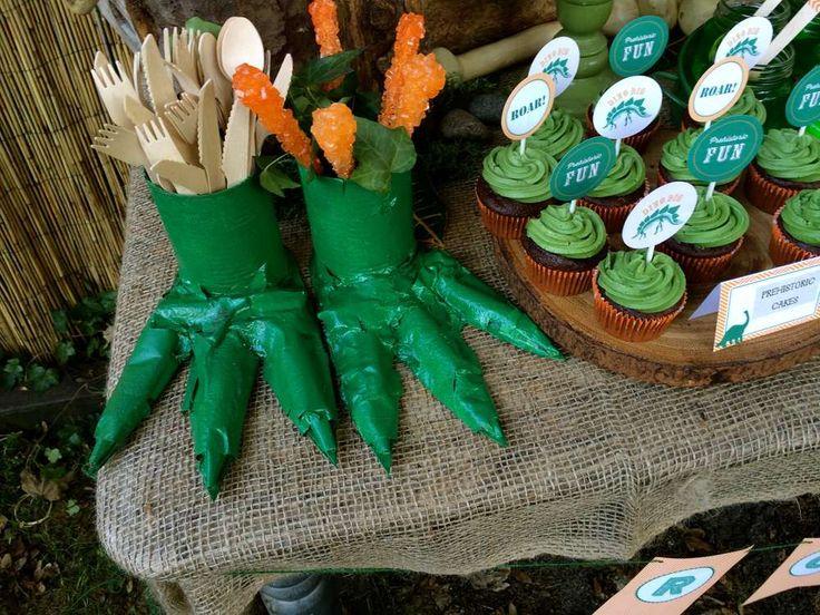 Dinosaur Birthday Party Ideas   Photo 4 of 24
