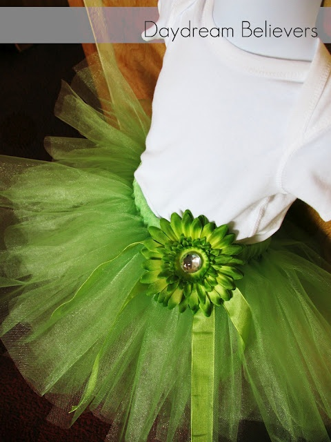 Need to make for B!: Idea, First Birthday Tutu, 1St Birthday, St. Patrick'S Day, Patricks, First Birthdays, Lime Green