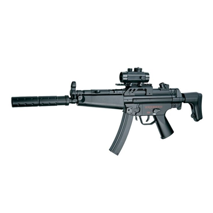 SoftGun Maskinpistol Elektrisk BT5 A5
