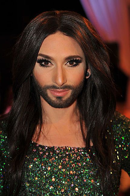 Conchita Wurst. Eurovision Song Contest 2014 winner!!!!!!! we love you so much!!! ❤️