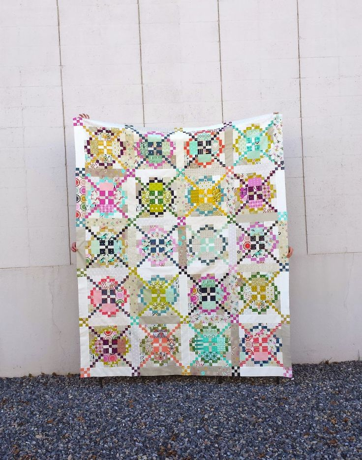 Cotton and Steel Tone It Down Quilt