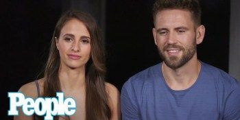 Bachelor: Nick Viall & Vanessa Disagree On One Night Stands, Debate Date Rules | People NOW | People