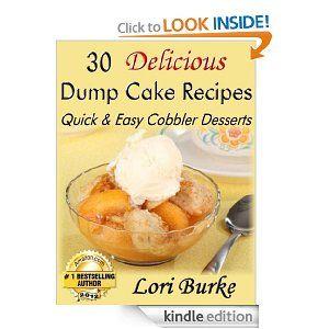 46 best EASY DUMP CAKES RECIPES images on Pinterest Dessert