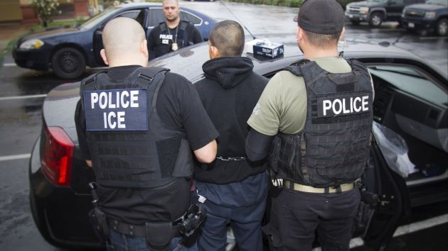 Trump's Immigration Police Have Already Arrested 41,000 Undocumented Immigrants    Roughly a quarter of them had no criminal convictions.