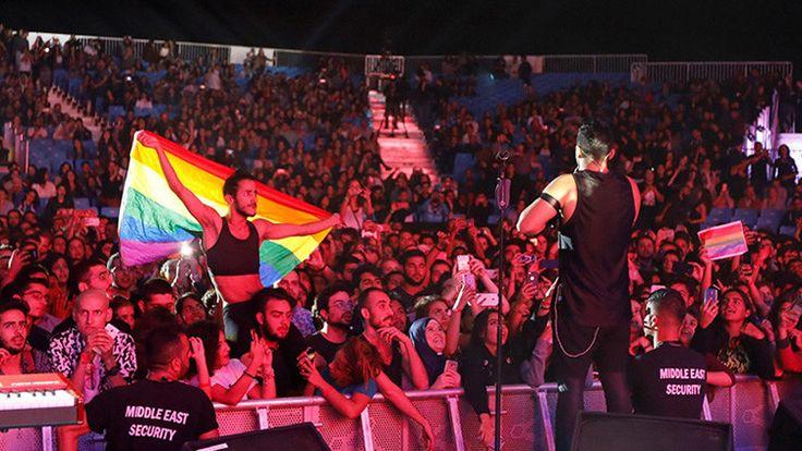 """ICYMI: 'El volcán de la homosexualidad': cristianos coptos organizan un evento para """"curar"""" a los gays"""