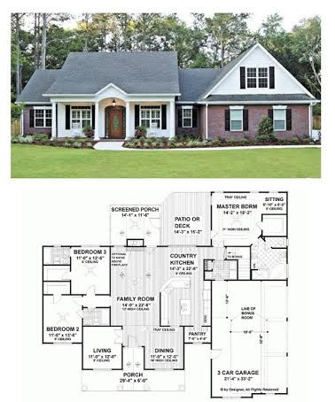 65 best for the home cape cod addition ideas images on for House plans with future additions