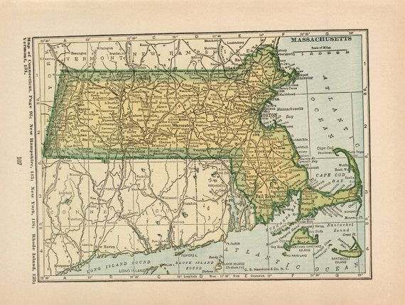 19 best Maps images on Pinterest Old maps Vintage maps and