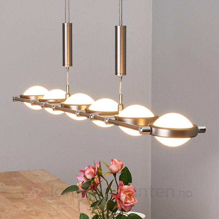 Dimbar LED-lampe! utrolig lekker :) finn din favoritt hos Lampegiganten.no