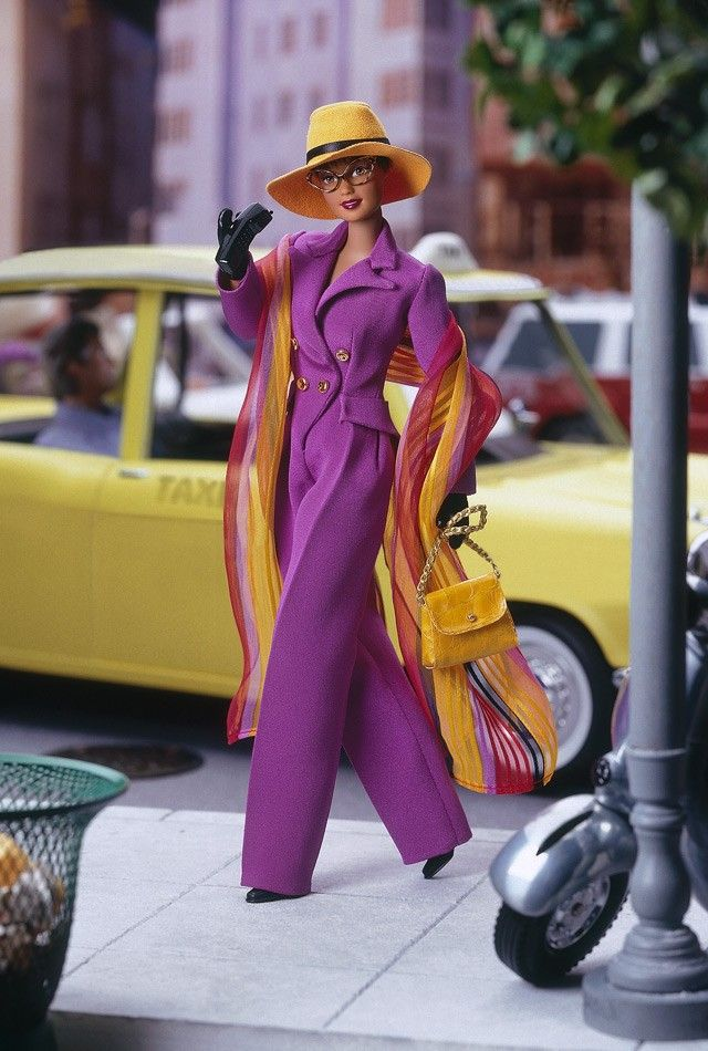 Uptown Chic Barbie® Doll | Barbie Collector