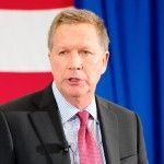 """Dolt John Kasich: """"We Shouldn't Try To Fix Climate Change Because That's The Creator's Wish"""""""