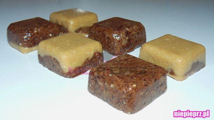 Chałwa waniliowo-kakaowa