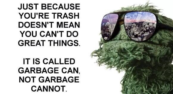 Word play #wisdom from a true #Grouch #WritersRelief