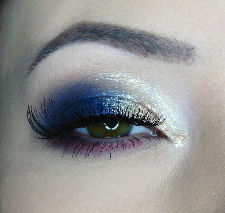 royal colours #inglot #makeuprevolution #foils #MUFE #ardell