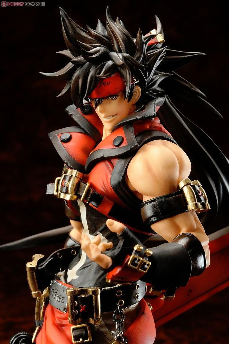 Guilty Gear Xrd -SIGN- Sol Badguy