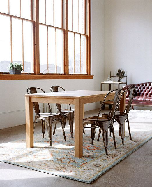 17 best ideas about white oak on pinterest white oak for Dining room table 60 x 36