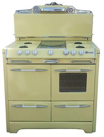 9 best vintage stoves images on Pinterest | Antique stove, Vintage ...