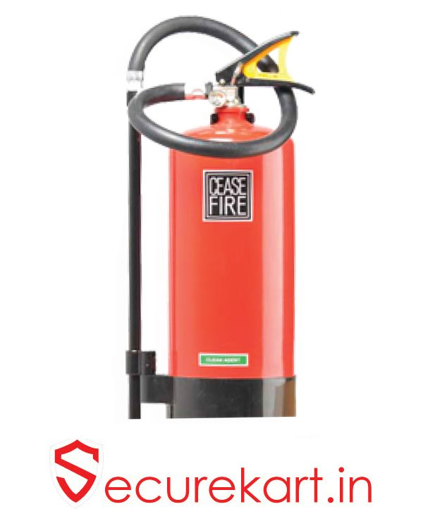 According to National Fire Prevention Association (NFPA), a bench of experts on fire safety and prevention recommends dry powder extinguishers. These types of extinguishing agent have a blanket-effect on the fire and smother the flames by absorbing the heat. Buy Metal Fire Extinguisher - Spm Pyro - 9 Kg Online in India on securekart . Check Metal Fire Extinguishers price, features and more.
