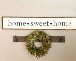 Image result for horizontal wooden signs