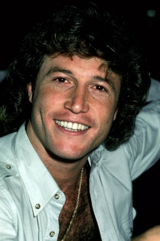 Andy Gibb | The Bee Gees and Andy Gibb | Pinterest