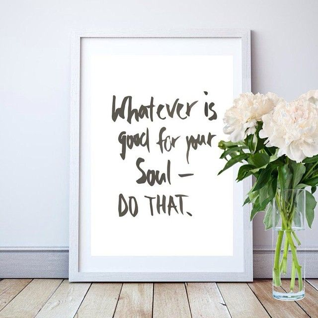 S O U L // so excited to bring you our new range of prints // shop www.tleafcollections.com.au #wallart #prints #homedeco #homeinspo #sayings #feelgood #interior #onlinehomewares #homewares #blackandwhite #typography #tleafcollections