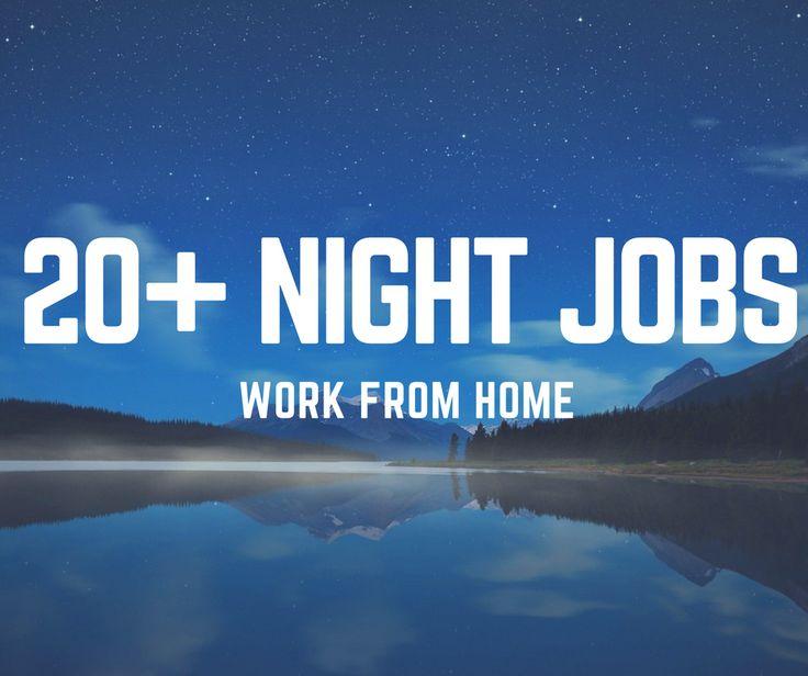 evening jobs for teens