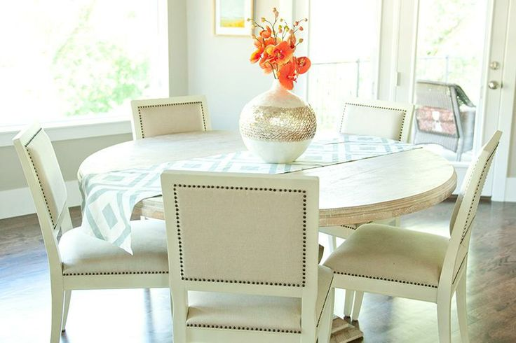 Tips for decorating an open floor plan dining room - Open floor plan decorating ...