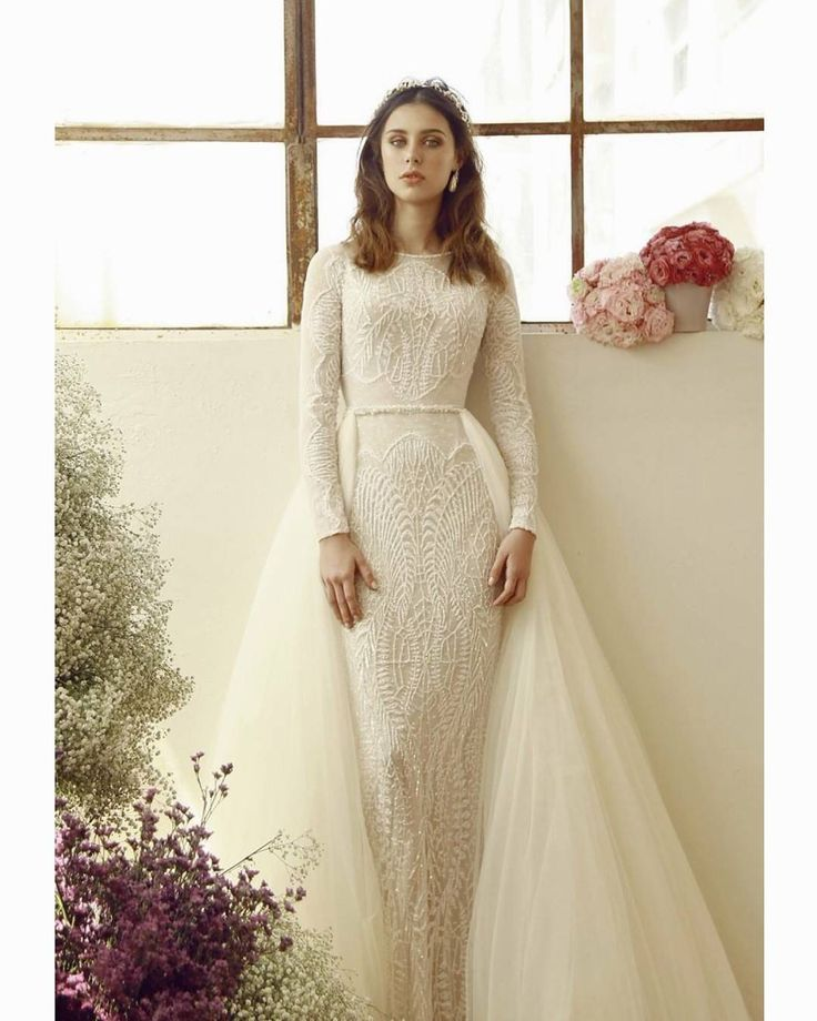 Chana Marelus Bridal SS 2017 #tznius