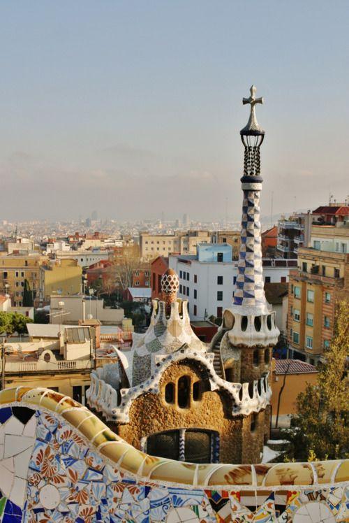 Antoni GaudiBarcelonaspain, Beautiful Places, Places I D, Gingerbread House, Gaudi Barcelona Spain, Gaudi Parks, Gaudi Architecture, Antonio Gaudi, Antoni Gaudí