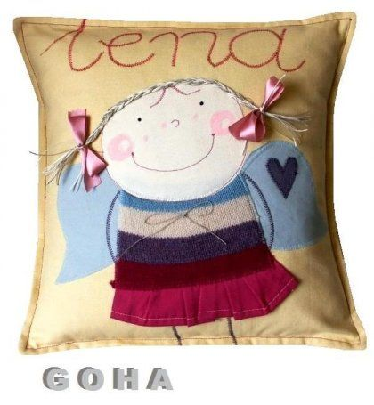 LeNa-aniołek (proj. GOHA), do kupienia w DecoBazaar.com