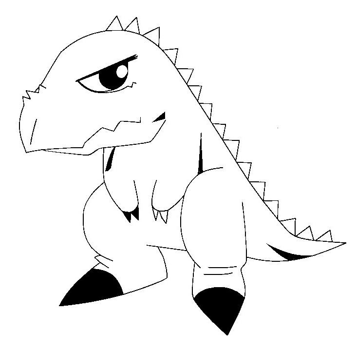 9 Impressionnant De Coloriage Dinosaure King Stock Dinossauro Rei Dinossauro Desenhos