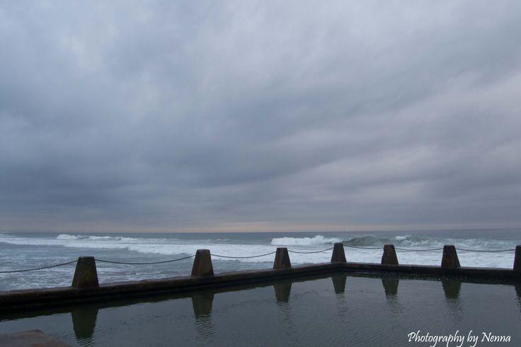 Ansteys tidal pool, 27 Dec 2013