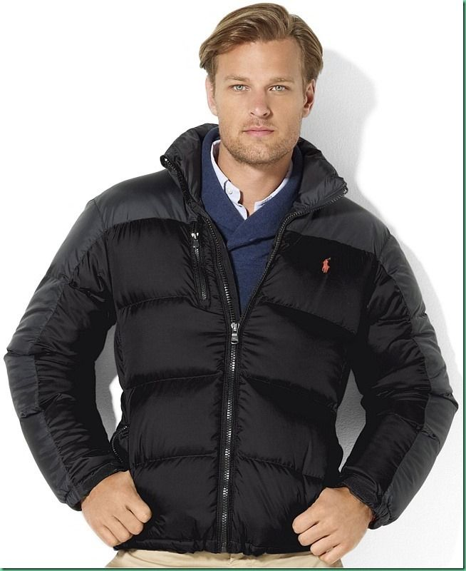 Polo Ralph Lauren Jacket, Snow Polo Core Trek Down Jacket - Coats \u0026amp; Jackets - Men - Macy\u0026#39;s