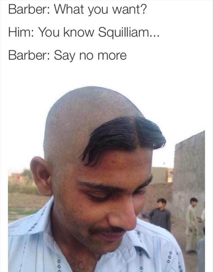 25 Barbers Who Went WAY Above And Beyond To Make Questionable Haircuts Happen