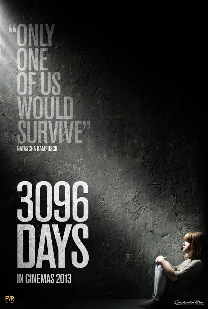 3096 Days, unfortunately based on a true story