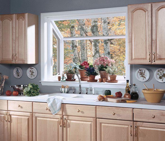 Kitchen Sink Bay Window: 17 Best Garden Windows Images On Pinterest