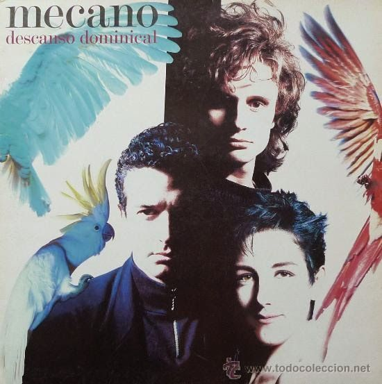 That was yesterday: Mecano - Descanso dominical (1988) - English subti...