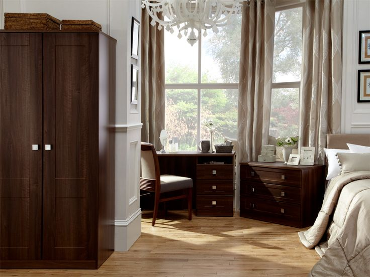 The Hudson Bedroom range from Knightsbridge Furniture is also available as lounge furniture