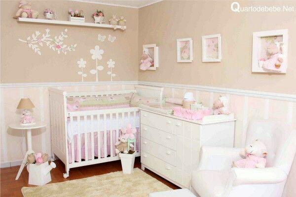 Girl baby room