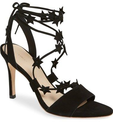 Loeffler Randall Loeffler Randal 'Arielle' Ankle Wrap Sandal (Women)